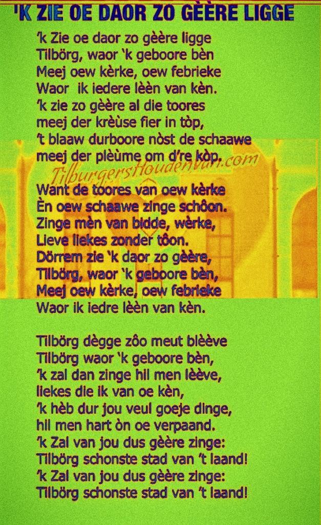 Tilburgs Volkslied