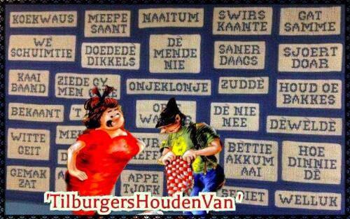 Tilburgers Houden Van Enquette