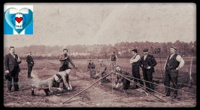 Tilburgers spelen Vinkenslag 1932