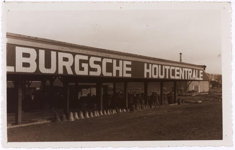 TILBURGSCHE HOUTCENTRALE