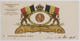 belgische comité v vluchtelingen koestr